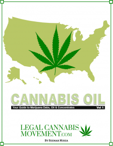 Click on the image above to download Cannabis Oil: Your Guide To Marijuana Dabs, Oil, and Concentrates Vol. 1. for FREE!