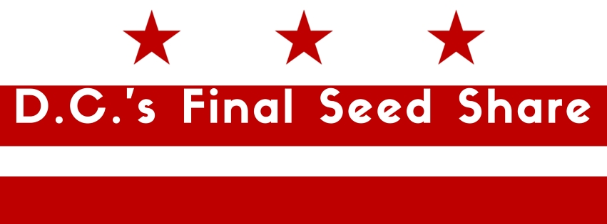 D.C.'s Final Seed Share (1)