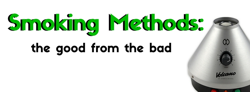 Smoking Methods: The Good from the Bad