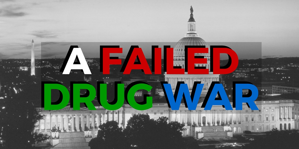 A failed drug war